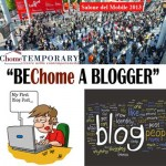 "ChomeTEMPORARY lancia il contest ""BEChome A BLOGGER"""