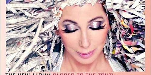 "In uscita ""Closer to the truth"", il nuovo album di Cher"