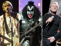 Rock And Roll Hall Of Fame 2014: in nomination Nirvana, Kiss, Deep Purple, Peter Gabriel