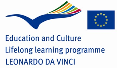 "Parte il progetto di Mobilità Leonardo da Vinci ""Towards Europe 2020, Development of skills Towards Europe"""