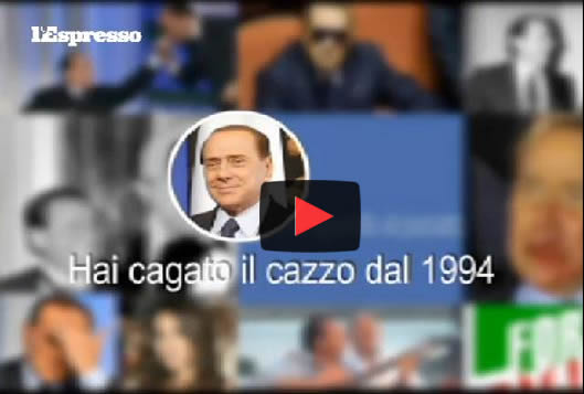 Facebook - video virale Silvio Berlusconi