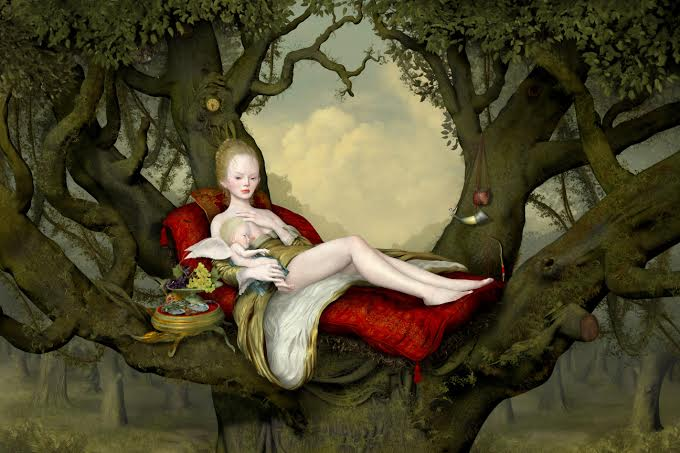 "A Torino la mostra di Ray Caesar ""The Trouble with Angels"""