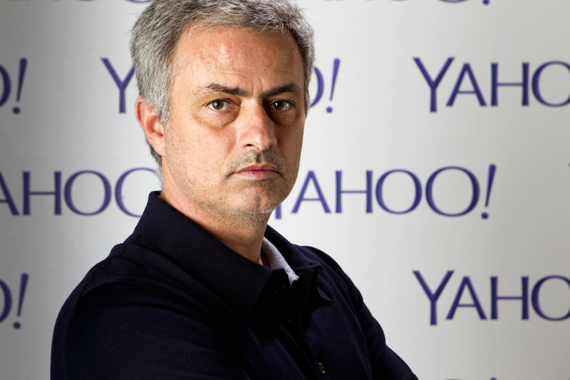 José Mourinho sarà Global Football Ambassador di Yahoo