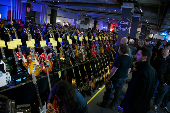 Second Hand Guitars & RitmiShow