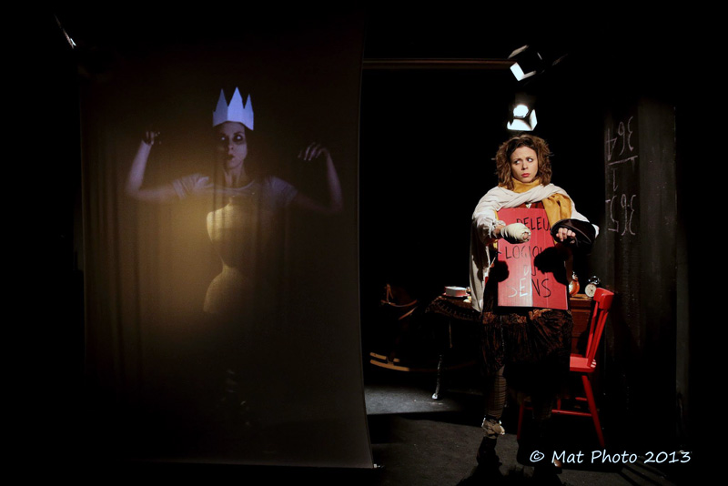 "Al Teatro Studio ""L come Alice"", teatro e videoarte in stile steampunk"