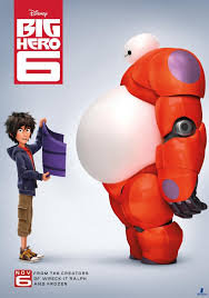 Big Hero 6: ecco il trailer del primo film Marvel/Disney