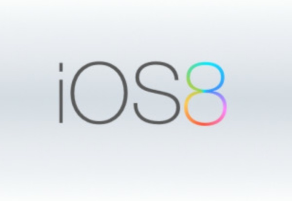 iOS8 apple