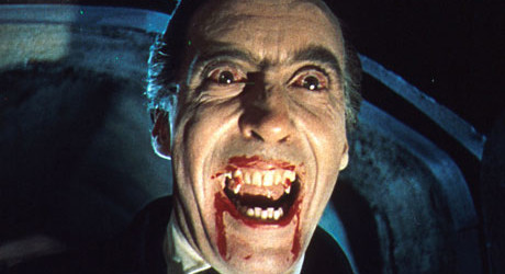 Ciao Christopher Lee