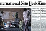 Roma in prima pagina sul New York Times per degrado e incuria